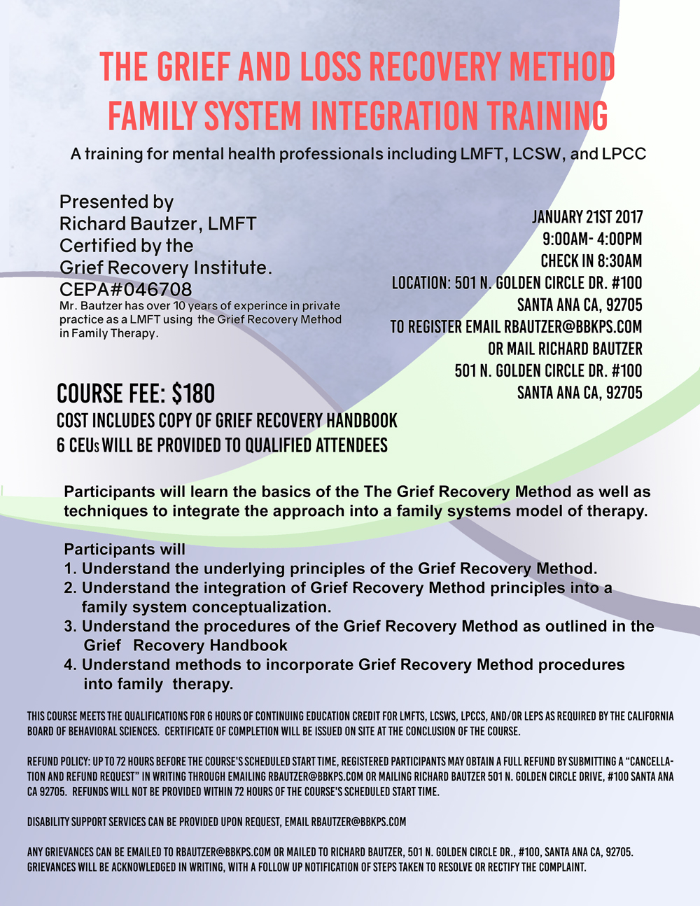 greif_recovery_trainig_jan21_flyer